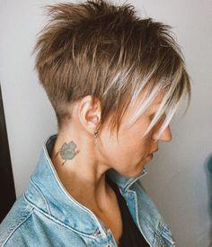 Je suis très навится cette photo. Veux me souvenir de ce genre. Je ne sais pas comment m\'пишло la prise de conscience коотких стижек... Vais je suis toujours allé à Latest Short Hairstyles, Short Pixie Haircuts, Cute Hairstyles For Short Hair, Pixie Hairstyles, Headband Hairstyles, Saree Hairstyles, Korean Hairstyles, Retro Hairstyles, Bob Haircuts