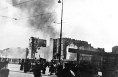 ghetto uprisings during the holocaust