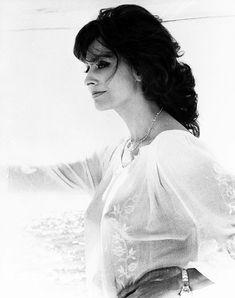 """"""" Sophia Loren in Firepower, 1979. """""""