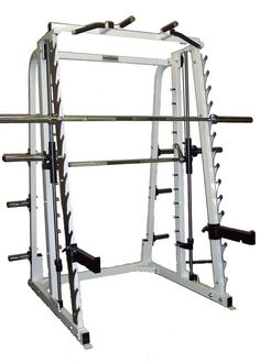 Power Body Smith-Half Cage Combo