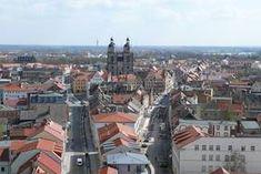 Luthergedenkstätten in Eisleben und Wittenberg Parks, Paris Skyline, Travel, Heritage Site, Scenery, Germany, Nature, Viajes, Trips