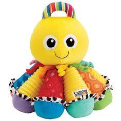 Lamaze Octotunes Baby Musical Toy