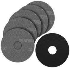 PORTER-CABLE 79080-5 80 Grit Hook & Loop Drywall Sander Pad & Discs (5-Pack) #DIY