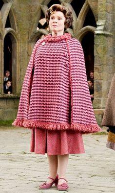 #HarryPotter_TheOrderOfThePhoenix (2007) - #DoloresUmbridge