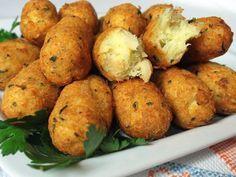 Crocchette di baccalà (ricetta portoghese-brasiliana)   Cucinare Meglio