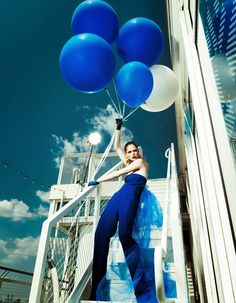 Coco Rocha for Harper's Bazaar China September 2013
