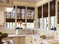 over the sink kitchen window treatments | Related: Kitchen Sink ...