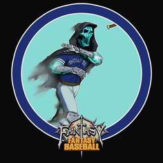 Fantasy Fantasy Baseball - Ghouly Bats
