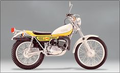1973 Yamaha TY250 One of my favorites wish I still had this one....