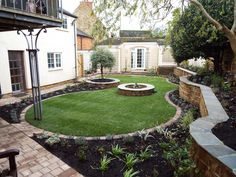 Lawncare treatments, Bodicote, Banbury, Oxfordshire Lawn Care, Sidewalk, Patio, Outdoor Decor, Green, Lawn Maintenance, Side Walkway, Walkway