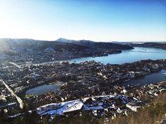 Bergen er vakkert