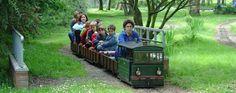 Le petit train à vapeur à Forest Parc du Bempt. Tous les week-ends du 25 avril au 4 octobre 2015 de 14h à 18h (uniquement les dimanches en juillet, août et septembre). A partir de 1 € http://www.ptvf.be/