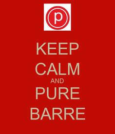 Just keep calm and PB!