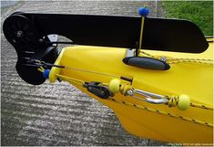 I thought I would explain how I have fitted my anchor trolley and rudder system – I also solved a few existing problems on the way. The anchor trolley is fairly standard – Yellow chopping boa… Fly Fishing Boats, Kayak Fishing, Kayak Accessories, Kayaking, Canoeing, Canoe And Kayak, Water Sports, Paddle, Sailing
