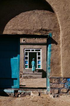 Bamiyan, Afghanistan, by Steve Mc Curry
