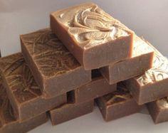 Kahlua goat milk soap aka the OMG Soap 2 by deVreeseskincare