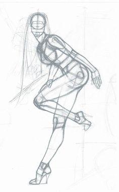 anatomy study https://www.facebook.com/Bowh7/photos/?tab=album&album_id=520981004755002