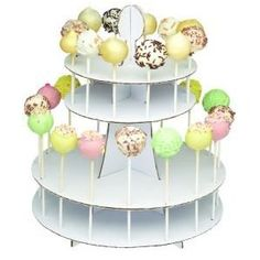 Cake Pop Stand: Amazon.co.uk: Kitchen & Home