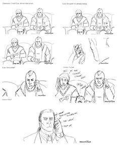 """All credit goes to Mongoliantiger via Tumblr. Assassin's Creed """"Friends"""" comic. Featuring Connor, Desmond, Ezio and Haytham Kenway."""