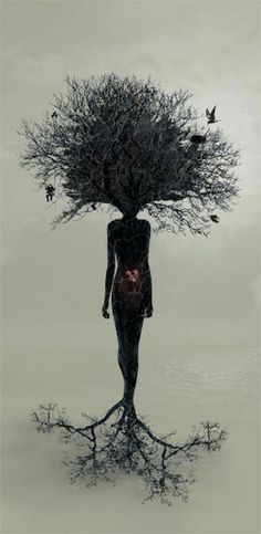 Tree Lady by Leanne Penner - Advanced Photoshop