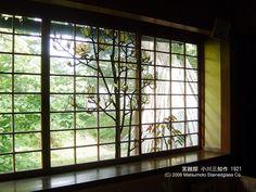 小川三知 宮越邸 ステンドグラス