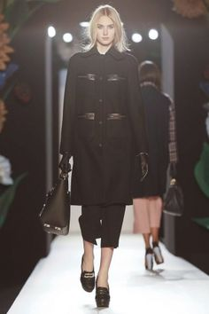 Mulberry Fall Winter Ready To Wear 2013 London