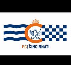 **HOT RARE * NWT FC CINCINNATI Futbol SOCCER Flag, 3x5' ft Flag  *LIMITED SUPPLY  | eBay