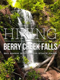 On my road trip last month I finally paid a visit to the oldest state park in California--Big Basin Redwoods--and I took this beautiful 11-mile loop to Berry Creek Falls. I think you should, too. http://socalhiker.net/hiking-to-berry-creek-falls-in-big-basin-redwoods-state-park/?utm_campaign=coschedule&utm_source=pinterest&utm_medium=SoCal%20Hiker&utm_content=Hiking%20to%20Berry%20Creek%20Falls%20in%20Big%20Basin%20Redwoods%20State%20Park