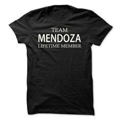 I Love Team Mendoza T shirts