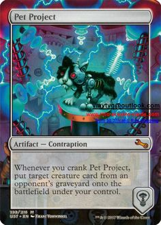 UST - Unstable Magic the Gathering Proxy Cards customize mtg proxy from $0.37 free shipping Pet Project.xlhq