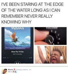 Yaaaaaaasssssssssss How Far I'll Go, Moana meme. Hamilton Musical, Disney Love, Disney Magic, Disney Stuff, Funny Memes, Hilarious, Jokes, Funny Shit, Disney And Dreamworks