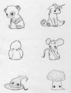 Creator's Joy: Polymer Clay Kawaii Animal Canes Ideas for