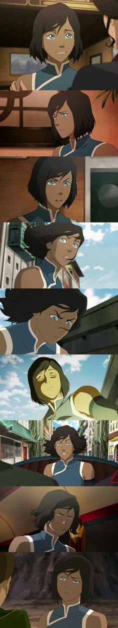 Speaking of Korra, my science teacer used Korra and Asami in the  example when we were learning about newtons laws