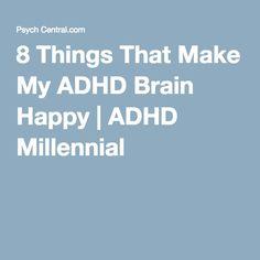 things freak adhd brain