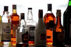 Alcohol is 114 times more likely to kill you than cannabis
