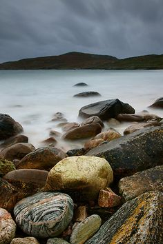 Hushinish Beach, Isle of Harris by John Ellis