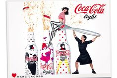 Inside The Marc Jacobs For Diet Coke Launch: The Designer Talks Kate Moss And Unveils The New Campaign