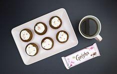 Geisha-muffinit - taivaallisen hyvää - Fazer