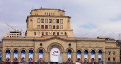 State History Museum of Armenia  Address: Republic Square, Yerevan  Phone: (+374 10) 582761, 565812    Working Days: Tuesday-Sunday  Working Hours: 11:00am-5:30pm, Sunday- 11:00am-4:30pm    State History Museum of Armenia  was founded in 1919. In different p !