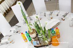 Dekoracja stołu w Starym Młynie