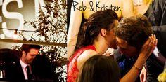 Robert Pattinson & Kristen Stewart at Cannes