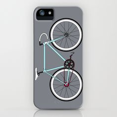 Classic Road Bike iPhone Case <3 since mine will break soon...