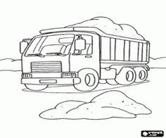 ausmalbilder autos zum ausdrucken 05 | kindergarten