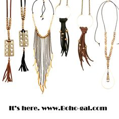 So excited the latest collection is now available online www.boho-gal.com