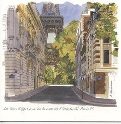 PO 21 - Tour Eiffel Fabrice Moireau