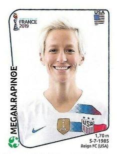 Crystal Dunn USA Panini Frauen WM 2019 Sticker 409
