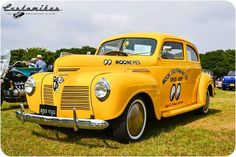 '41 Plymouth.