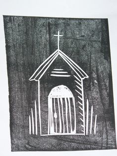 Hettie Van Wyk ordered my Lino Printing eBook and taught herself to make stamps using the info.  info@dyeandprints.co.za