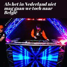 Ook in Belgie is Con Nalez te boeken. Check mijn website Dj Events, Wrestling, Website, Concert, Lucha Libre, Concerts