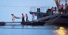 osCurve   Contactos : Naufragio en el río Yangtsé, una de las peores tra...